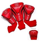 North Carolina State Wolf Pack Contour Head Covers