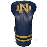 Notre Dame Fighting Irish Vintage Driver Head Cover
