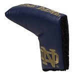 Notre Dame Fighting Irish Vintage Blade Putter Cover