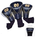 Notre Dame Fighting Irish Contour Head Covers