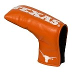 Texas Longhorns Vintage Blade Putter Cover