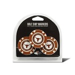Texas Longhorns 3 Pack Poker Chip