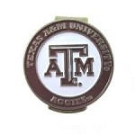Texas A&M Aggies Golf Hat Clip