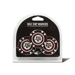 Texas A&M Aggies 3 Pack Poker Chip