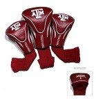 Texas A&M Aggies Golf Contour Head Cover Set