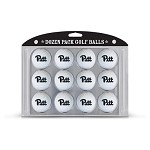 Pittsburgh Panthers Dozen Pack Balls