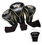 Wake Forest Demon Deacons Contour Head Covers