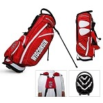 Wisconsin Badgers Fairway Golf Stand Bag