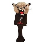 Cincinnati Bearcats Mascot Golf Headcover