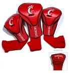 Cornell Big Red Golf Contour Headcover Set