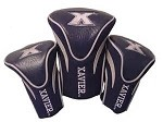 Xavier Musketeers Golf Contour Headcover Set