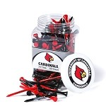 Louisville Cardinals 175 Tee Jar