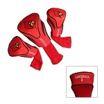 Louisville Cardinals Contour Head Covers