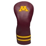 Minnesota Golden Gophers Vintage Fairway Head Cover