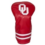 Oklahoma Sooners Vintage Driver Head Cover
