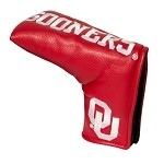 Oklahoma Sooners Vintage Blade Putter Cover