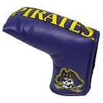East Carolina Pirates Vintage Blade Putter Cover