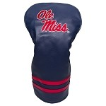 Mississippi Rebels Vintage Driver Head Cover
