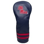 Mississippi Rebels Vintage Fairway Head Cover