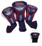 Mississippi Rebels Contour Head Covers