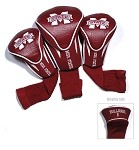 Mississippi State Bulldogs Contour Head Covers