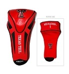 Texas Tech Apex Driver Head Cover