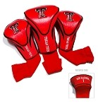 Texas Tech Red Raiders Contour Head Covers