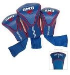 Southern Methodist (SMU) Contour Head Covers