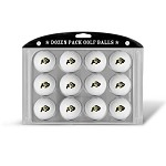 Colorado Buffaloes Dozen Pack Balls