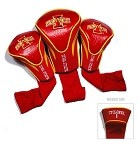 Iowa State Cyclones Contour Head Covers