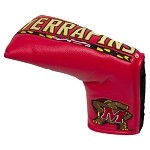Maryland Terrapins Vintage Blade Putter Cover