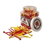 Maryland Terrapins 175 Tee Jar