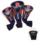 Syracuse Orange Contour Head Covers