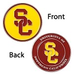 USC Trojans Golf Ball Marker