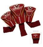 Boston College Eagles Golf Contour Fit Headcover Set