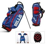 Buffalo Bills Team Golf NFL Fairway Stand Bag