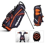 Chicago Bears Team Golf NFL Fairway Stand Bag