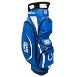 Team Golf NFL Indianapolis Colts Clubhouse Golf Cart Bag