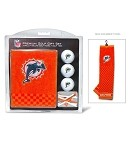 Miami Dolphins Embroidered Gift Set
