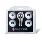 New York Jets 4 ball Divot Tool Gift Set