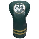 Colorado State Rams Vintage Driver Head Cover