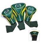 Colorado State Rams Contour Head Covers