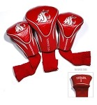 Washington State Cougars Contour Head Covers