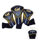 Cal-Berkeley Golden Bears Contour Headcovers