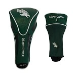 North Texas Mean Green Apex Golf Driver Head Cover