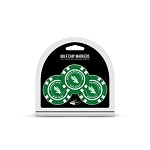 North Texas Mean Green 3 Pack Poker Chip