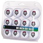 New Mexico Lobos Dozen Pack Balls