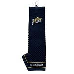 Naval Academy Embroidered Golf Towel