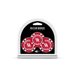 Houston Cougars 3 Pack Poker Chip