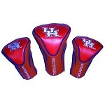 Houston Cougars Golf Contour  Headcover Set